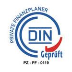 ogo DIN 22222 Certified Finanical Planner Dr. Dorothee Lotz